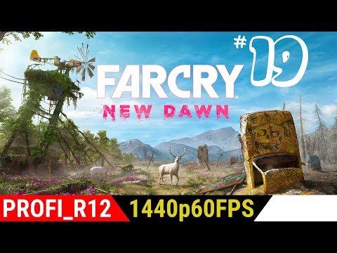 Magazyn i Ratownicy toną | Far Cry: New Dawn (PL) [#19] [1440p60fps]
