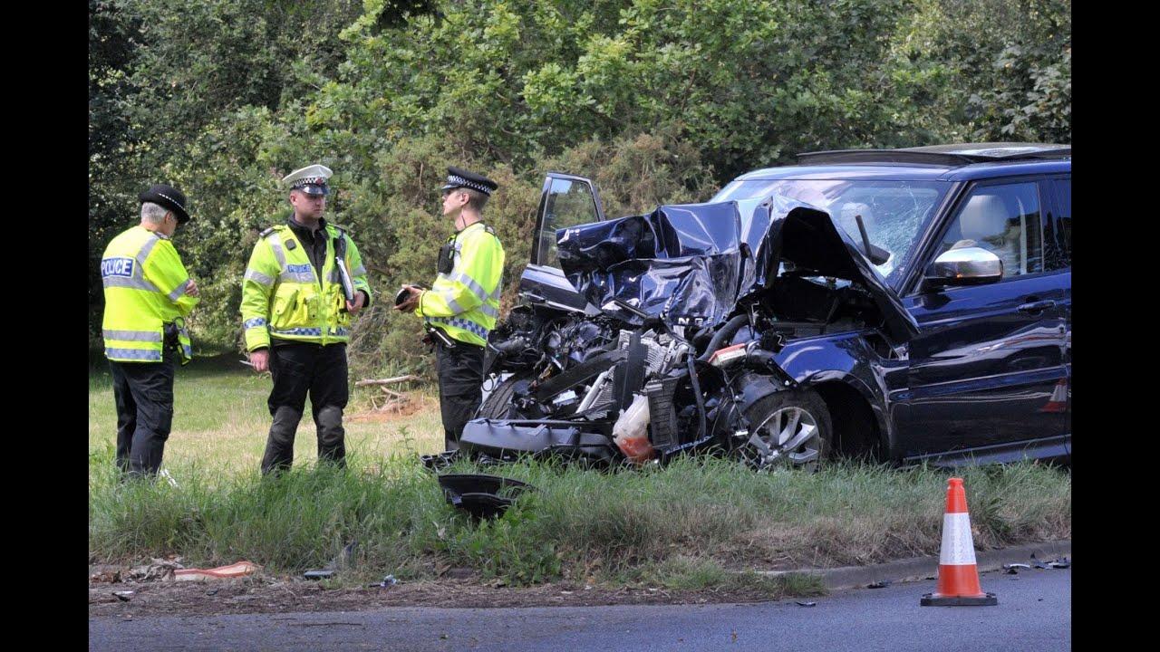 Car Crash Victims On Youtube