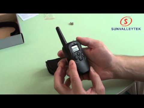LCD 100 Level Shock & Vibra Remote Dog Training Collar 1 to 1 /35-01104-102