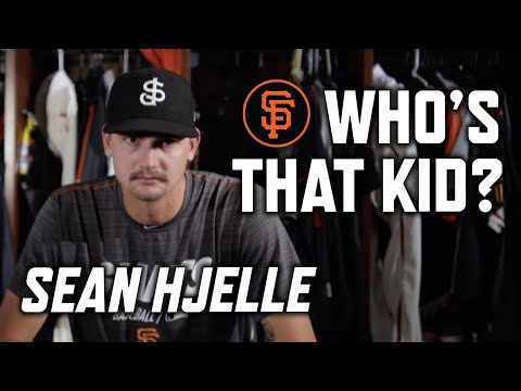 Who's That Kid: Sean Hjelle