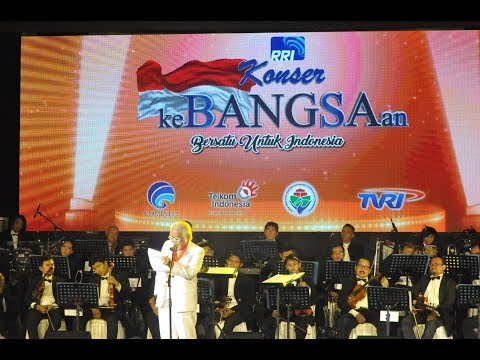 Full : Konser Kebangsaan RRI. Jakarta, 13 Desember 2017