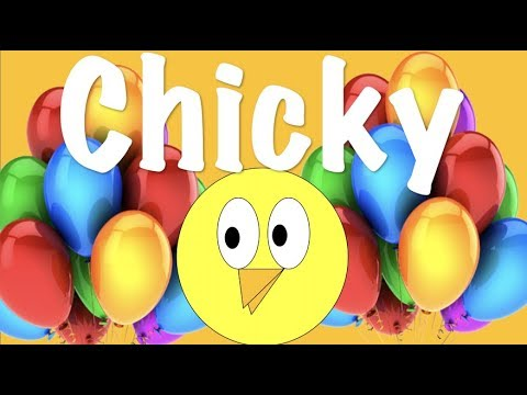 Download How to Make Where's Chicky With Play Doh [] Sparky and Bosco OFFICIAL