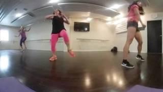 Lya Pouleyy's choreo on Jam - Micheal Jackson - 360° video