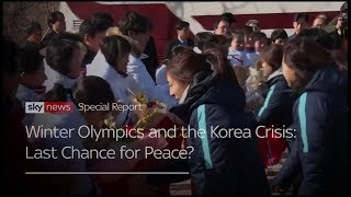 Winter Olympics and the Korea Crisis: Last chance for peace? thumbnail