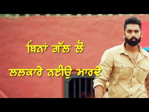 Marzi de faisle   Himmat Sandhu   New Punjabi Whatsapp status