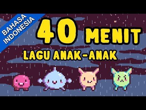 Kompilasi 40 Menit Bibitsku | Hujan Hujan Pergilah | Lagu Anak Balita Terpopuler 2017 |