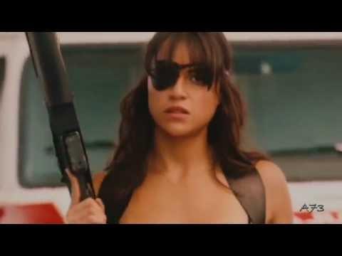 CarrieAnne Moss, America Olivo, ,Michelle Rodriguez, Lena Headey  * Music video HD *