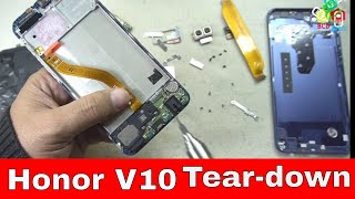 Honor V10 Tear Down: How to Replace Battery, LCD, Board etc...