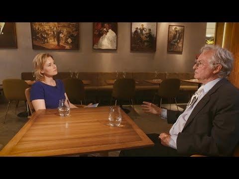 Ричард Докинз об атеизме, эволюции и критическом мышлении