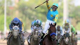American Pharoah rule the Kentucky Derby