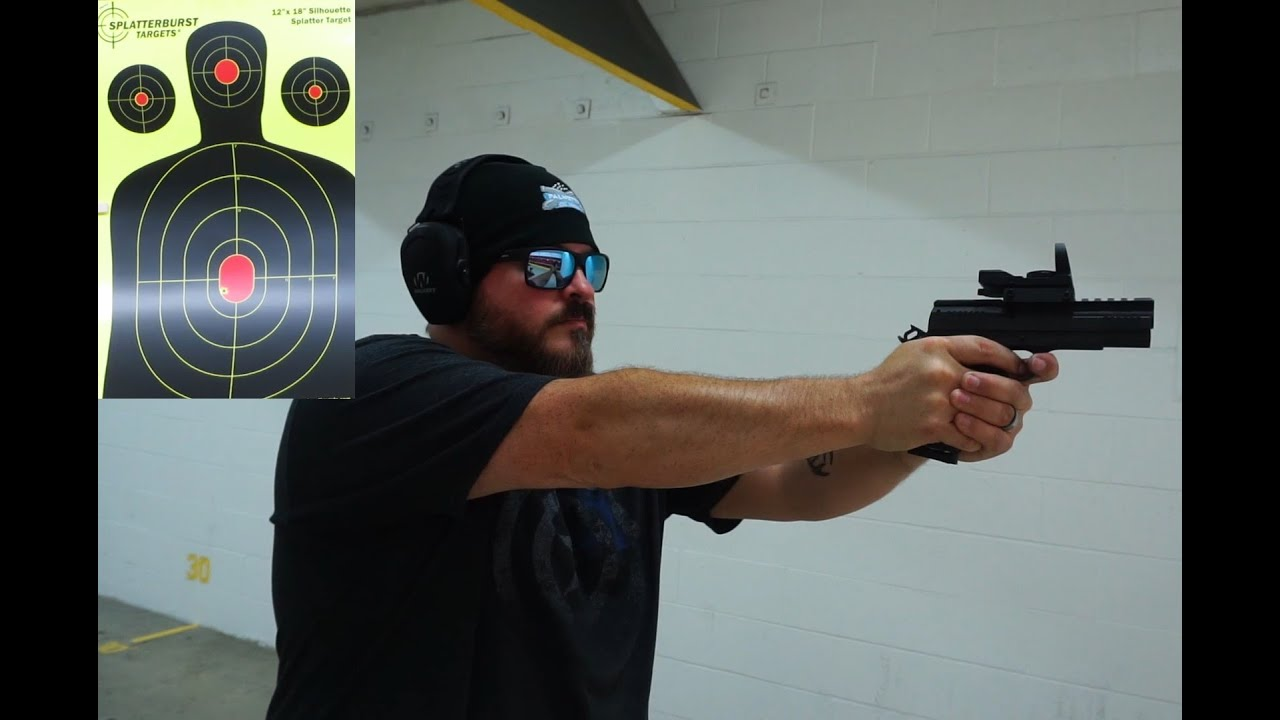 ROCK ISLAND ARMORY XT 22 MAGNUM PRO AND BAD AMMO!!