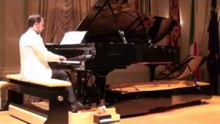 Festival Galuppi Silvio Celeghin suona Schumann al Pedalpiano Doppio Borgato
