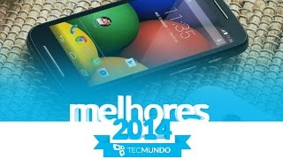 Melhor Smartphone de Entrada de 2014 - TecMundo