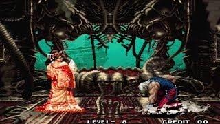 Kof 98 Mai Shiranui speedrun in 3:15 (Arcade - TAS)