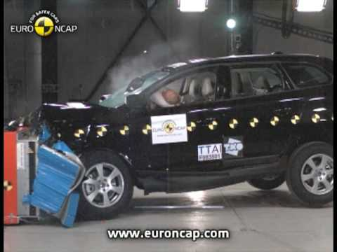 Euro NCAP | Volvo Xc60 | 2008 | Crash Test