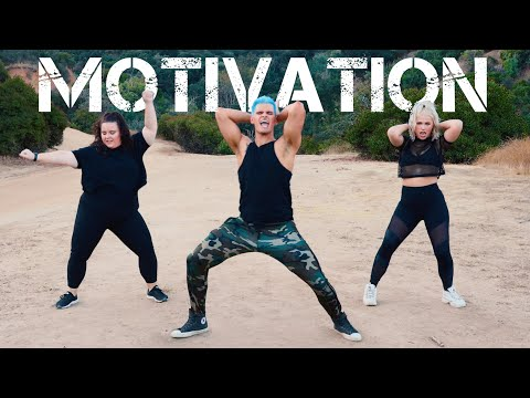 Motivation - Normani | Caleb Marshall | Dance Workout