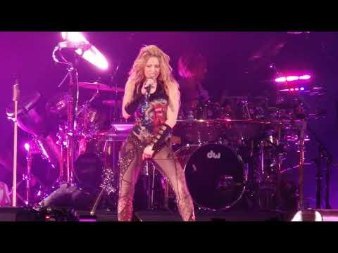 07.07.2018 Barcelona - Shakira, Me enamoré (HD)