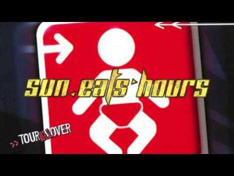 Sun Eats Hours - Dazed