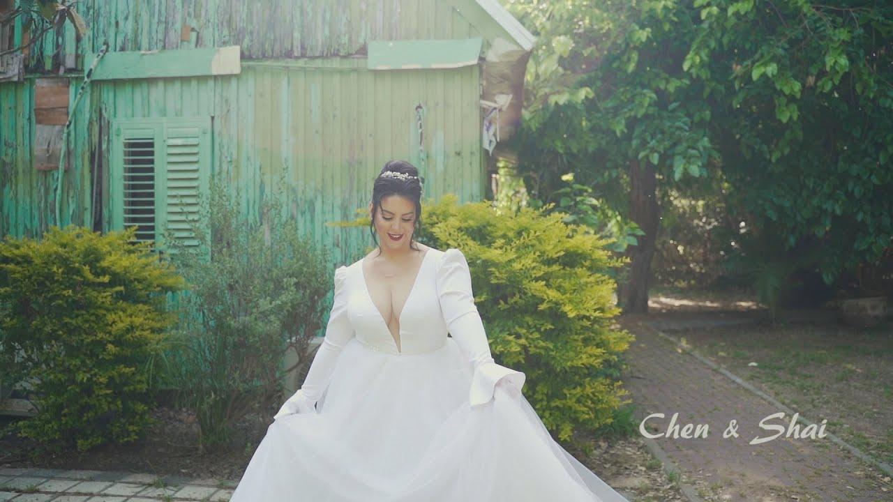 Chen & Shai wedding day | Corona Wedding | חתונת קורונה באולפני קשת 12