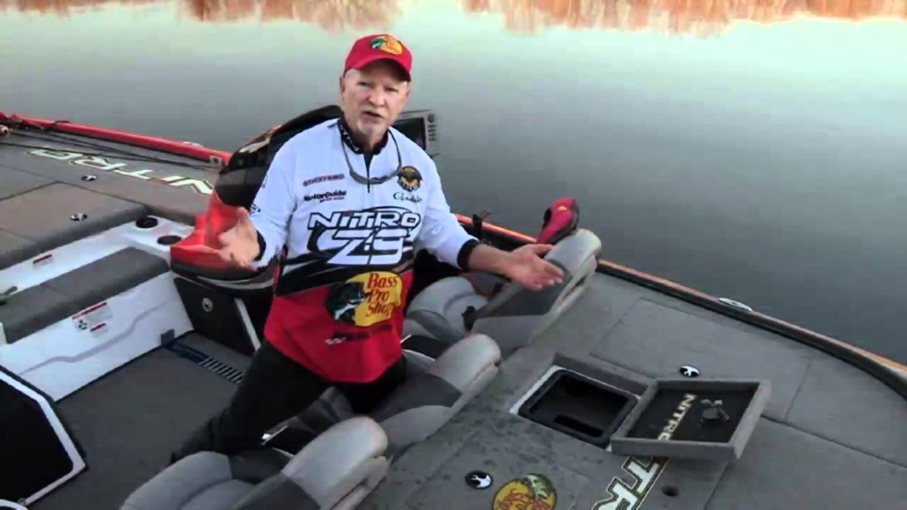 hight resolution of nitro boats livewell