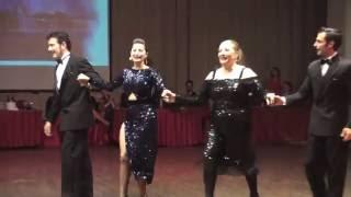 Sol Cerquides & Fernando Gracia, Cartlos & Maria Rivarola