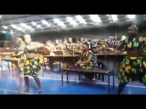 Chiringa Ringa - St Martin's Convent Primary School Harare 2017 Marimba Band in South Africa