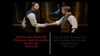 Devil Take the Hindmost - Raoul Only - SING AS THE PHANTOM