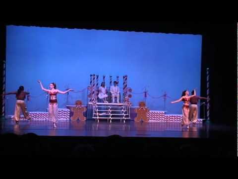 Melanie Vargas 2010 - Dance Institute of dallas- Nutcracker 2010