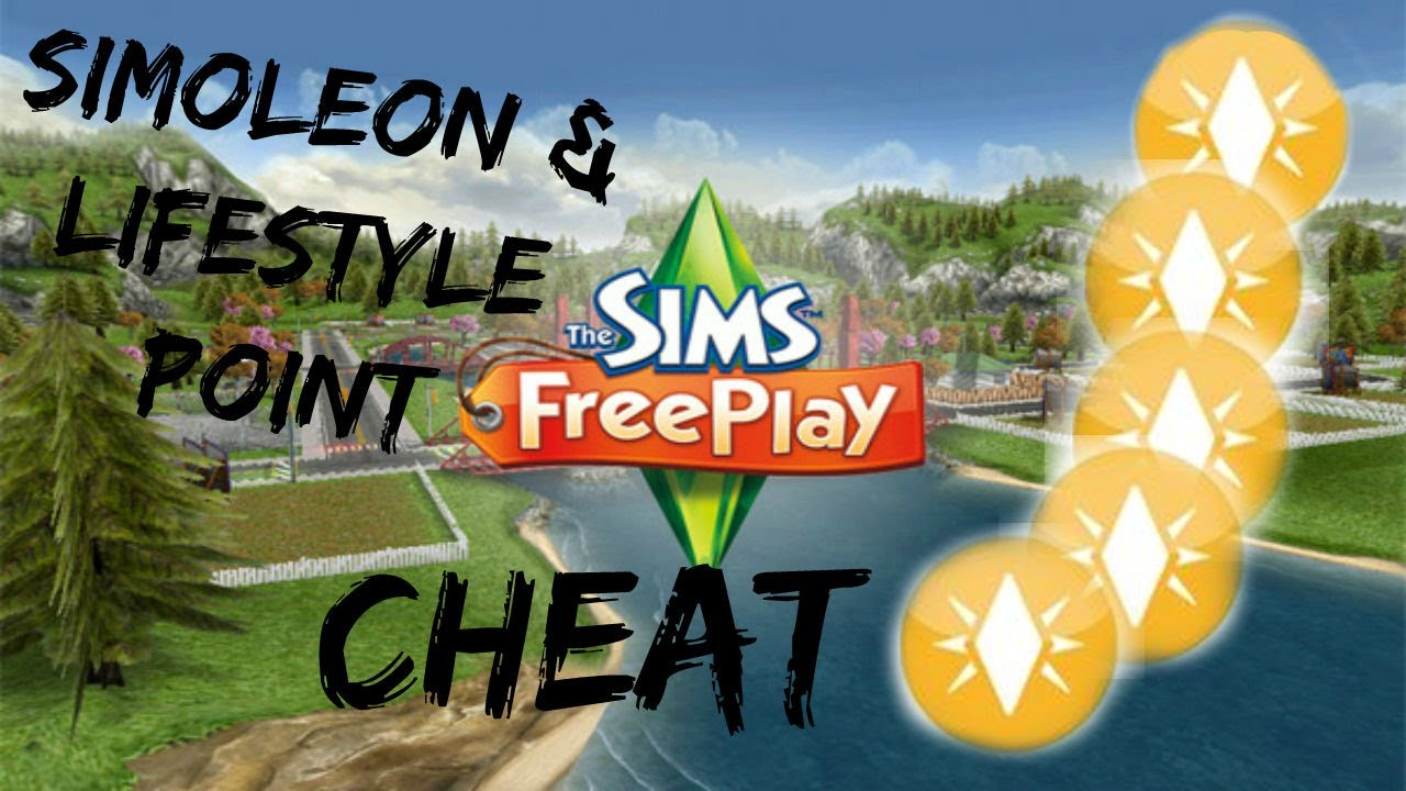 SIMS FREEPLAY CHEAT 2017 100% WORKS FOR ANDROID AND IPHONE OCTOBER ...