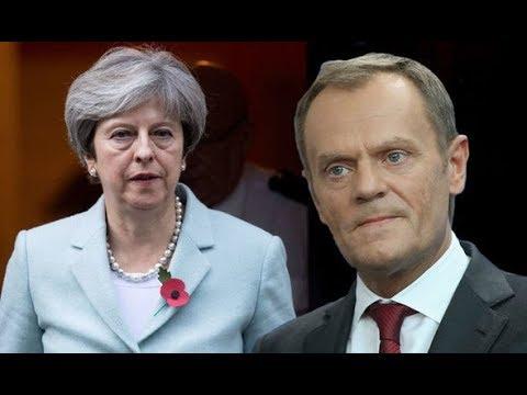 EU threatens to STOP UK