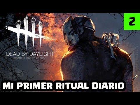 MI PRIMER RITUAL DIARIO #2 | DEAD BY DAYLIGHT | [El Chicha]
