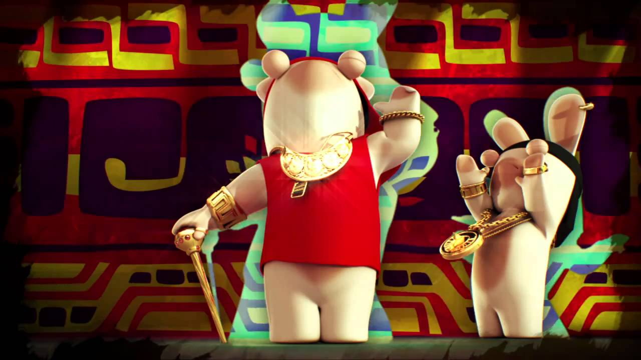 Rabbids Travel In Time Trailer
