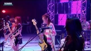 スキャンダルポニー Collabo LIVE.