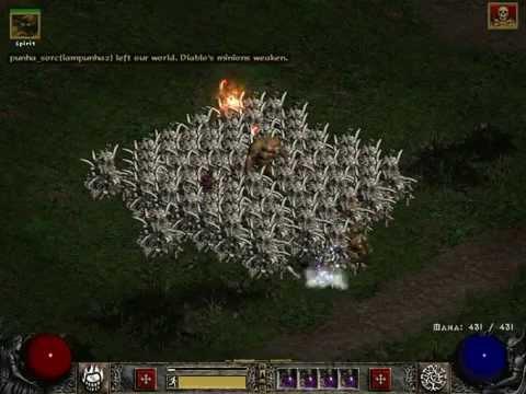 Diablo  Werebear Build