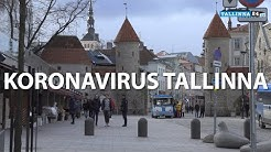 Tältä näyttää poikkeustilan autioittama Tallinna