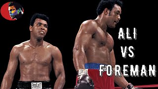 Muhammad Ali vs George Foreman #Legendary Night# HD