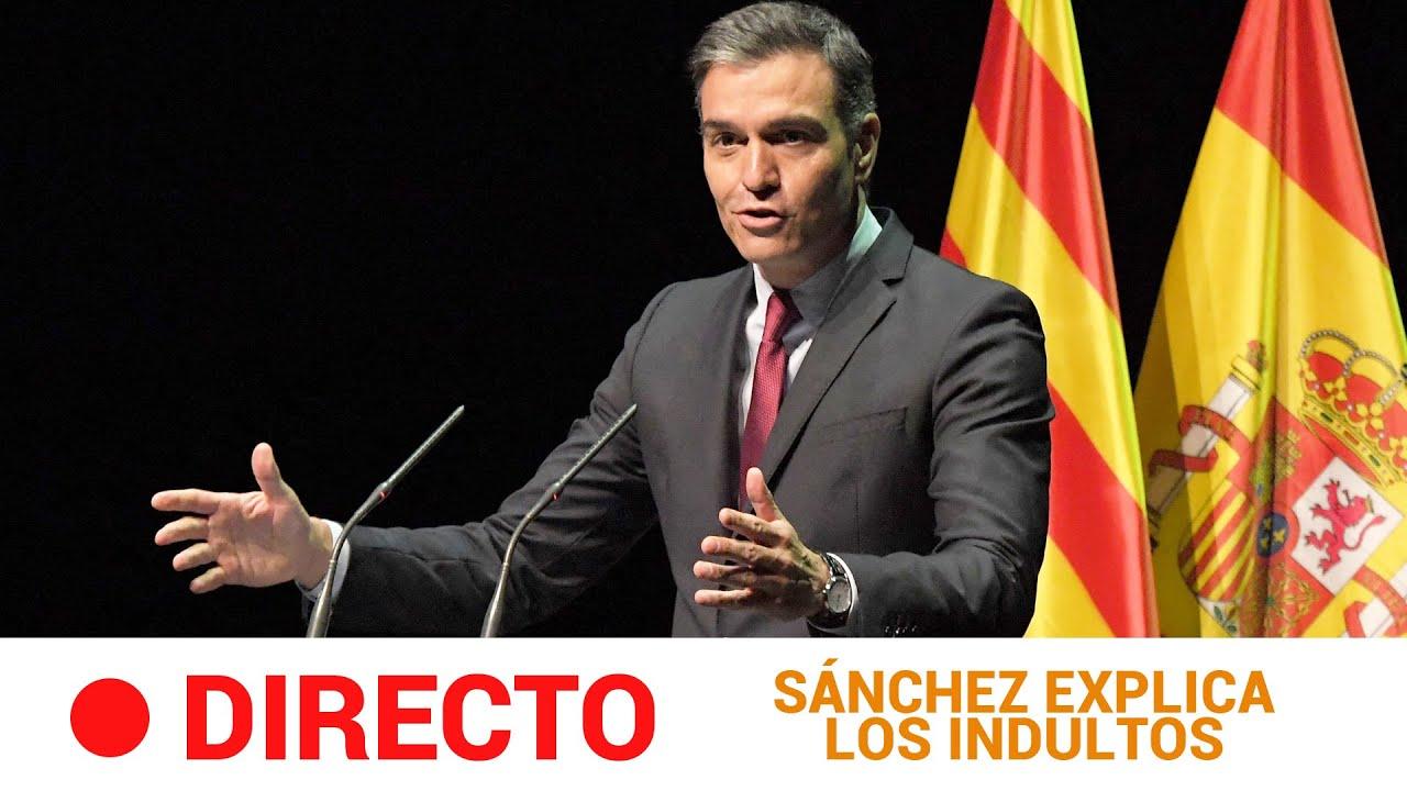 Download SÁNCHEZ confirma en el LICEU que MAÑANA aprobará los INDULTOS de los condenados por el PROCÉS | RTVE