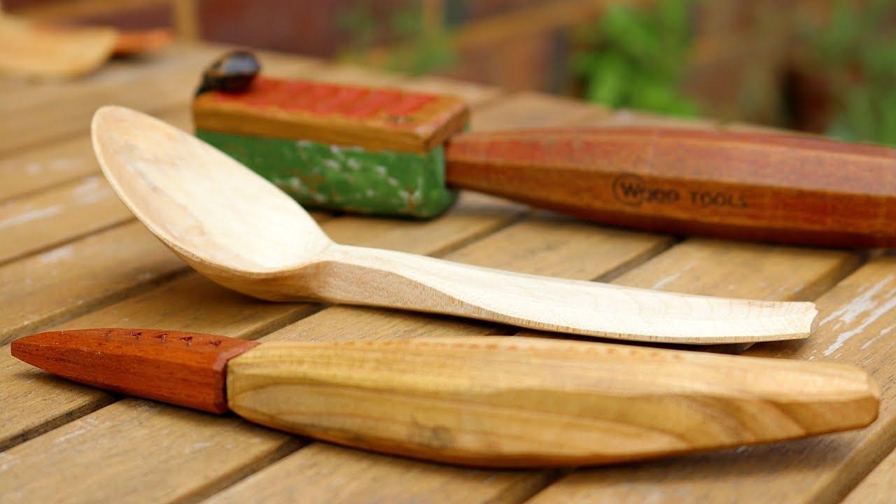 Download How To Carve A Spoon - Aaron Garrett
