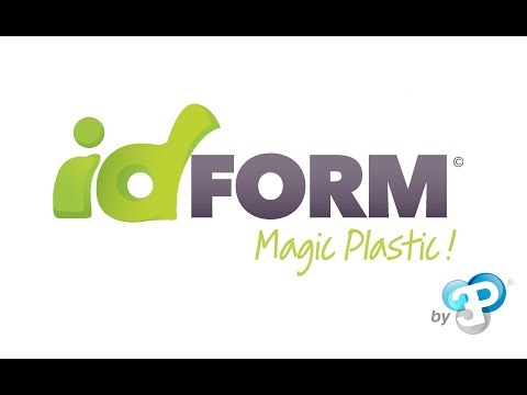 Id Form Magic Plastic Tablette Plastique Multi Usage