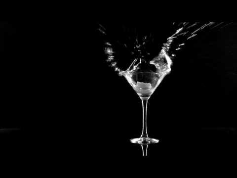 Splash cocktail advertise video