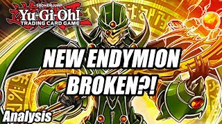 Yu-Gi-Oh! NEW ENDYMION PENDULUM TOO BROKEN?! (Lord of Magician Structure Deck 2019)