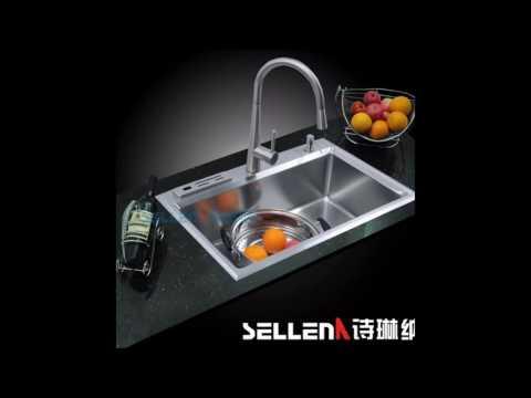 Single Basin Kitchen Sinks