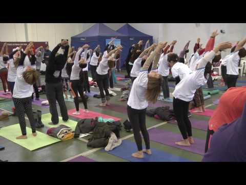 Full IDY 2017 Programme video  Embassy of India, Santiago, Chile