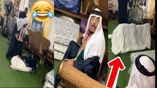 عودة الخال بو طلال ومقلب السحر ضربهم بالعقال😂#جديد