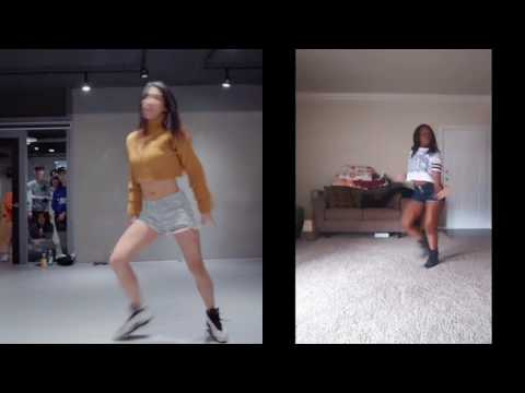 Light It Up  Major Lazer feat Nyla Mina Myoung Choreography  Dance
