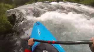 Upper Metolius River - Whitewater Kayaking