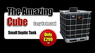 small septic tank cost