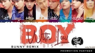 BTS - Boy With Luv feat. Halsey (Bunny Remix)