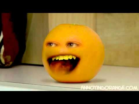 Annoying orange (The Banned Fortune)full movie