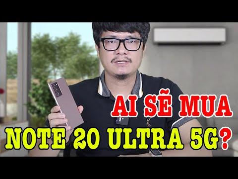 Ai sẽ là người mua Galaxy Note 20 Ultra 5G ?
